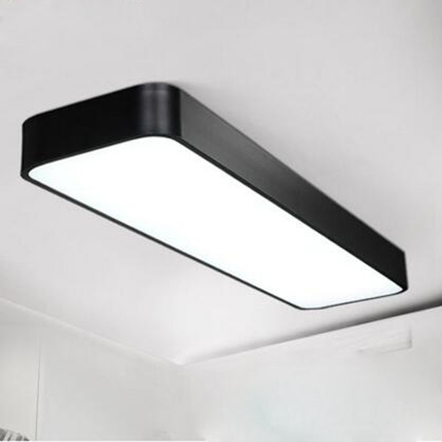 Beau LED Office Ceiling Lamp Modern Minimalist Rectangular Balcony Aisle  Corridor Long Ceiling Lamps LED OFFICE Lighting