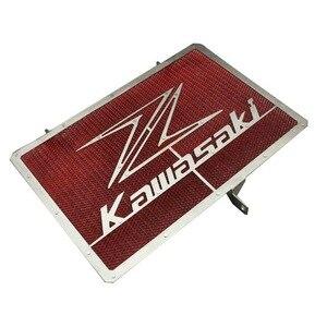 Image 4 - สำหรับKAWASAKI Z750 Z800 Z1000 Z1000SX Z 750 ZR800 800 1000 NINJA 1000หม้อน้ำป้องกันGuardsหม้อน้ำGrilleป้องกัน