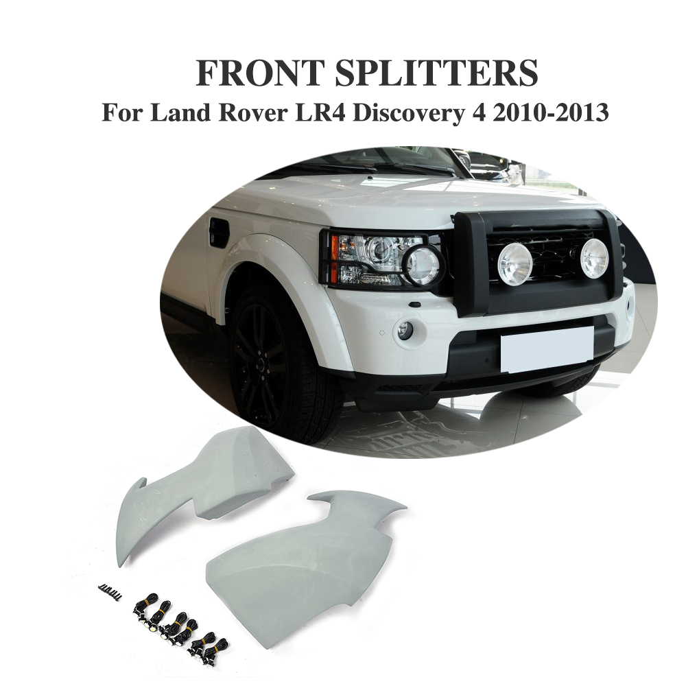 Aliexpress.com : Buy Front Bumper Splitter Apron Flaps For