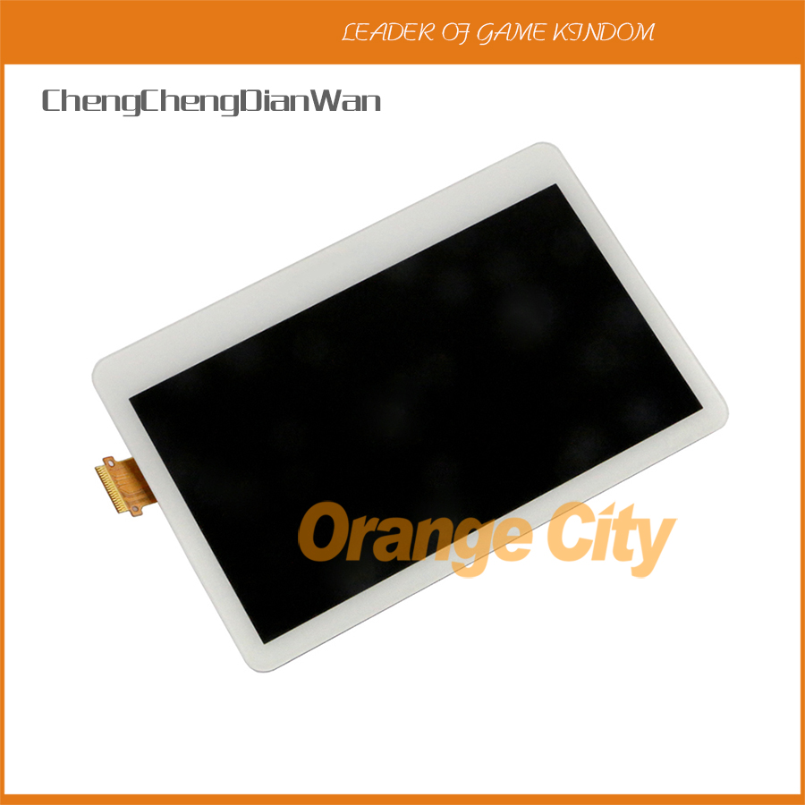 ChengChengDianWan Black White Replacement For <font><b>PS</b></font> <font><b>Vita</b></font> <font><b>2000</b></font> LCD Display <font><b>Screen</b></font> Lens For PSV2000 LCD <font><b>Screen</b></font> image