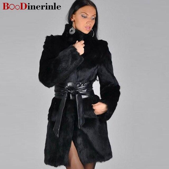 Aliexpress.com : Buy BOoDinerinle Women imitation fur autumn and ...