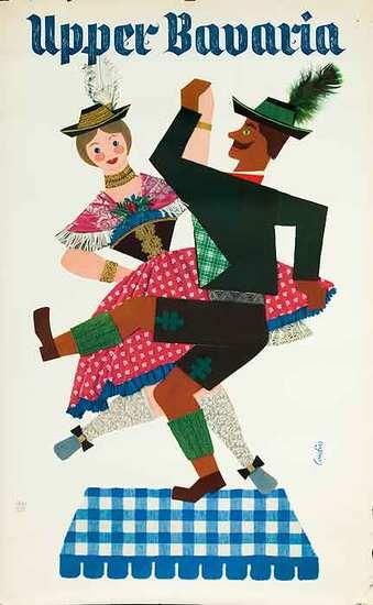 Image result for Bavaria antique posters