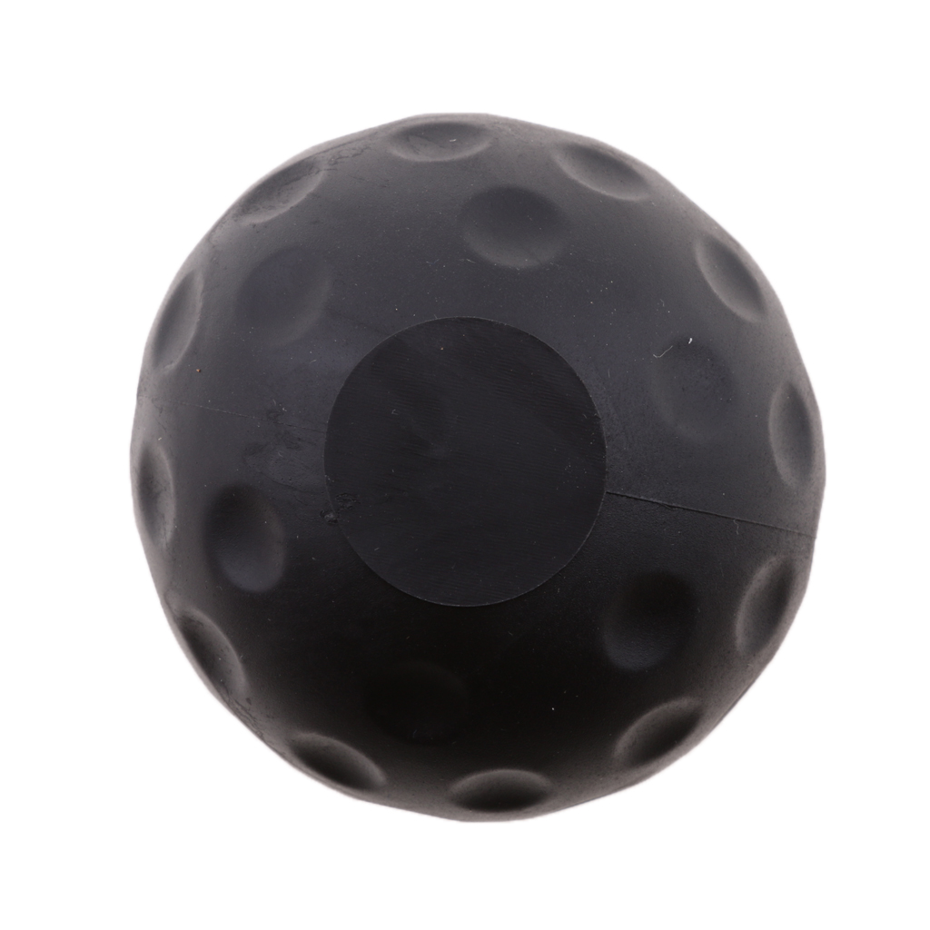 Image 2 - 50mm Car Towbar Towball Plastic Cap Tow Ball Towing Protective Cover Black Trailer Coupling & Accessories-in Trailer Couplings & Accessories from Automobiles & Motorcycles