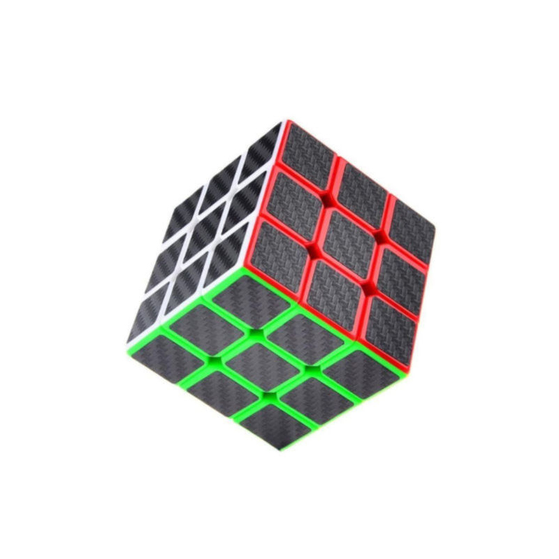 Magic Cube  3x3x3 Puzzle Twist Toys Smooth Stickerless Toy Professional Speed Cube High Quality Gift Game