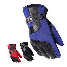 Men's Winter Fishing Gloves Screen Touch Outdoor Sport Gloves Car Driver's Warm Anti-Slip Fishing Gloves guantes de pesca