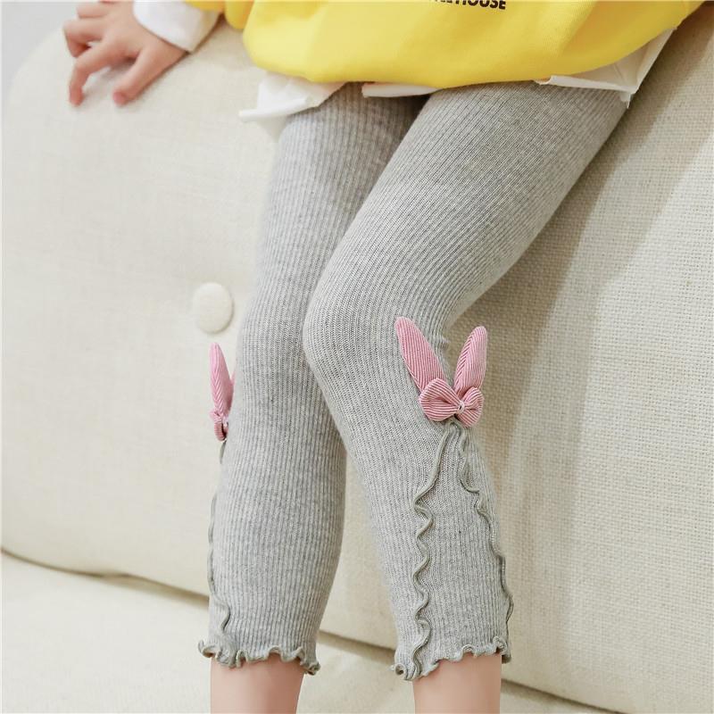 do inverno do bebe crianca meninas tornozelo comprimento footless collants plissado bonito da crianca da crianca
