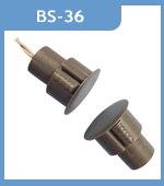 BS-36 Wired Magnetische Fenster Tür Kontakte Einbau Schalter Alarm Sensor Für Sicherheit Alarm System
