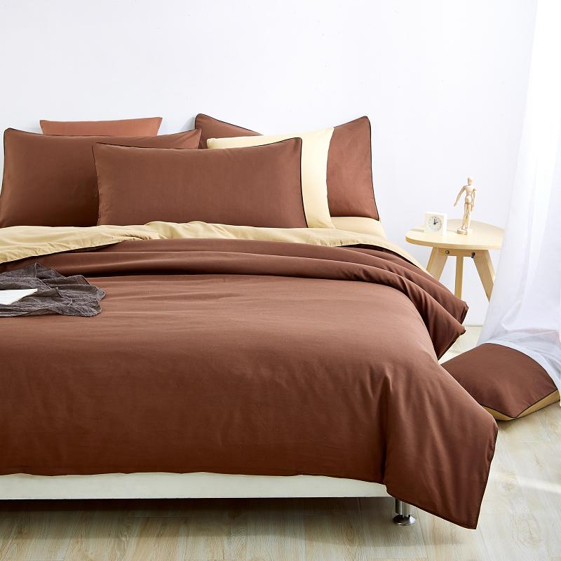 Unihome Hot Sale Queen Full King Size Bed Set Bedding Sets Bedclothes Duvet Cover The Bed