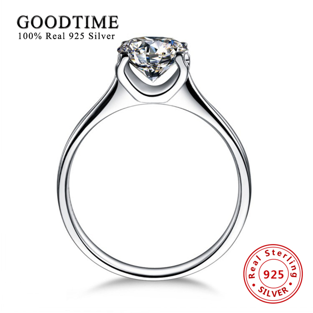 925 Sterling Silver Ring Wedding Band anniversary Ring CZ Diamond Wholesale Rings 2016 Fashion Jewelry for Women Gifts GTR021