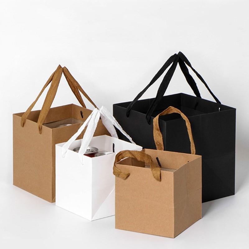 Новинка 2018, подарочные коробки с веревкой, 3 цвета, квадратные Чехлы для подарочной упаковки, коробка конфет, торт, коробка, коробка для печенья, вечерние украшения|Подарочные сумки и упаковка|   | АлиЭкспресс - Вещи для дома до 300 руб
