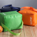 Free Shipping Large Insulated Picnic Cooler Bags Oxford Green Blue Orange Lunch Bag Thermal Bags for Food Handbags ZZ276