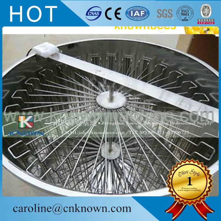 20 Frames Electric Honey Extractor Machine/honey Extractor By Sea With Motor And Transducor