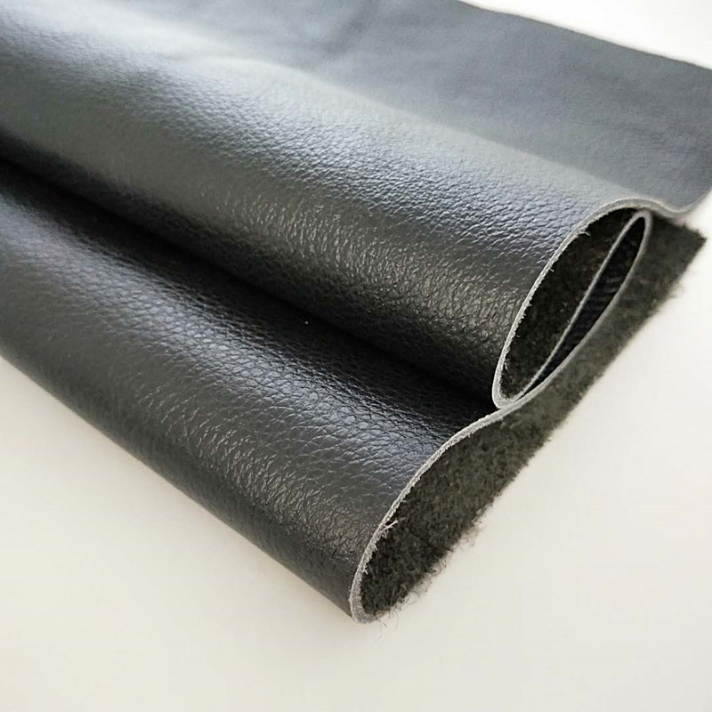 Black Cowhide   leather   fabric   leather     suede   sofa soft   leather   fabric DIY Art Craft Sewing Accessory
