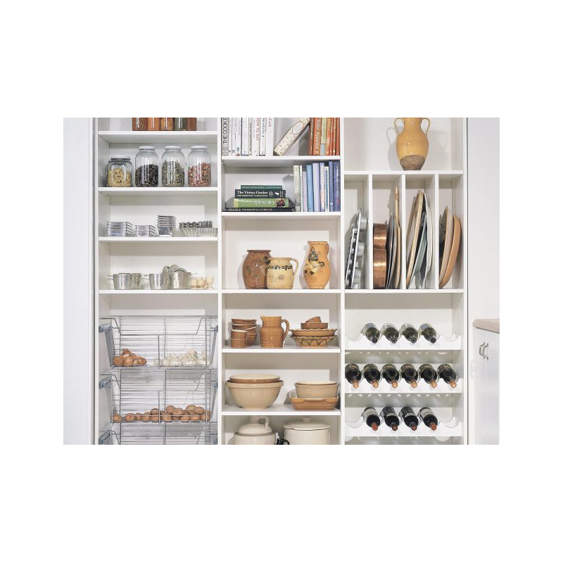 US $800.0 |corner kitchen pantry cabinets, modern pantry cupboard  designs-in Bedroom Sets from Furniture on AliExpress