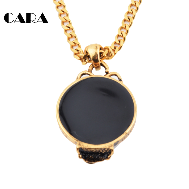 gold hand accessories mirror victorian fa necklace pendant