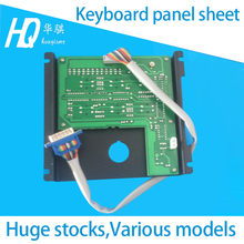 Keyboard panel sheet used for CM402 602 NPM Panasonic chip mounter NM-EJM8A KXFP5Z1AA00 N510055859AA SMT spare parts Pad