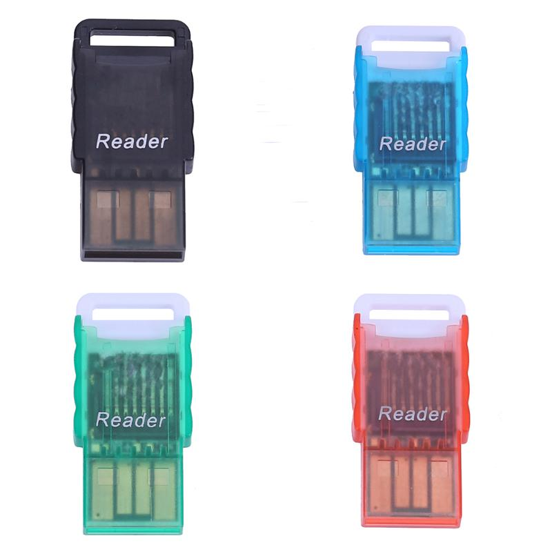 Mini Portable font b Memory b font font b Card b font Adapter Reader High Speed