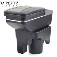 Vtear For VW jetta mk5 Golf mk5 6 armrest box central Store content box cup holder interior car-styling products accessories(China)