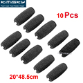 Black 10pcs free shipping foot care tool pedicure tools Roller Head For Scholls Size KIMISKY 20*48.5MM  KY811