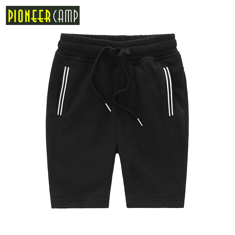 Pioneer Camp Brand kids short New Arrival Fashion England Style Kids Clothes Brand Boy Short Pants High Quality Children Short hurave new arrival girls tassel sweater children fashion kids clothing brand england style toddler clothes
