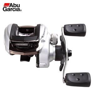 Image 5 - Abu Garcia SMAX3 appât coulée moulinet de pêche gauche droite 6.4:1 Max glisser 8KG haute vitesse Baitcasting bobine pour la pêche en eau salée