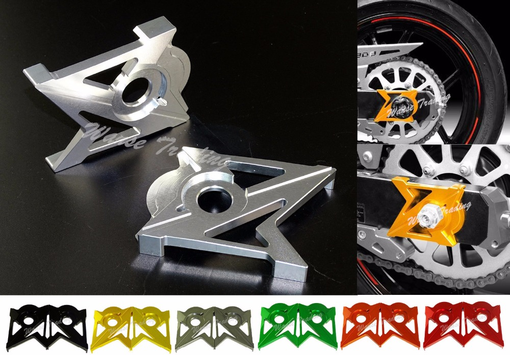 Motorcycle Parts CNC Aluminum Chain Tensioner Adjuster Positioning Indicator For KAWASAKI Z800 Z 800 ZR800A 2013 2014 2015 2016 right 2 8t 2 7t v6 cylinder 1 3 camshaft adjuster timing chain tensioner for vw passat b5 superb a4 a6 a8 078109088c