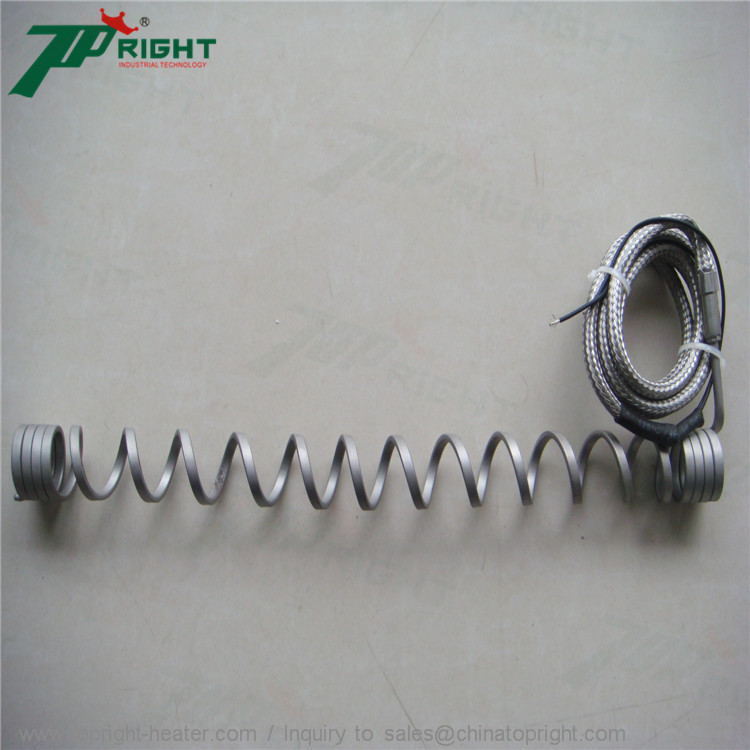 ID16mm hot runner coil heating element 220v 2types