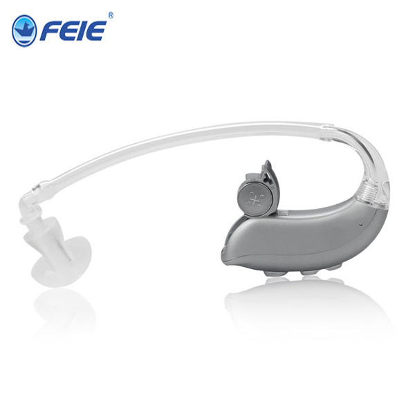 все цены на New Arrival 4 Channels 2 Memories BTE Type Digital Hearing aid MY-16S for Hearing Loss Old People Adults онлайн