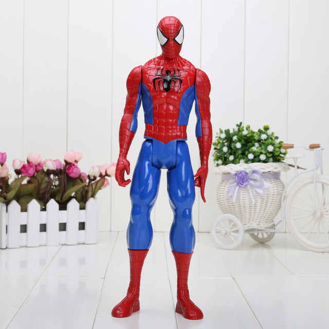 Vingadores super hero Spider-Man Filme Spiderman 30 CM Ultra Action Figure Toys Retail Box