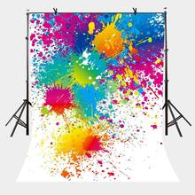150x220cm Graffiti Painting Backdrop Abstract Photography Theme Party Background