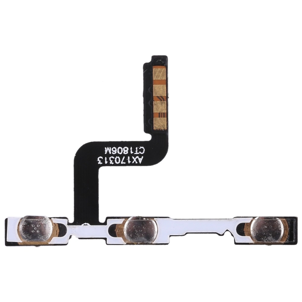 IPartsBuy New Power Button & Volume Button Flex Cable For Xiaomi Redmi 4 Prime