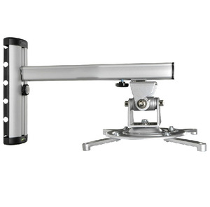 Image 2 - High Intensity Aviation Aluminum Alloy Projector Bracket Adjustable Quickly Move Universal Wall Ceiling Mount Projection Hanger