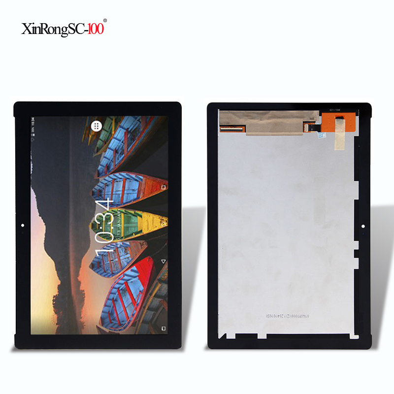 New 10.1 inch For ASUS ZenPad 10 Z300M LCD Display Touch Screen Digitizer Assembly Replacement Parts yellow connector все цены