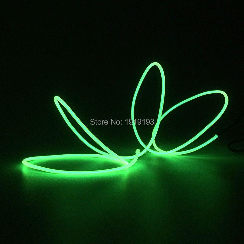 1m 2m 3m 4m 5m neon light dance party decor light neon led for M m decorations parties