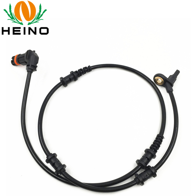 Front Left and Right ABS Wheel Speed Sensor for MERCEDES-BENZ M-CLASS W164 X164 A1645400917 1645400917