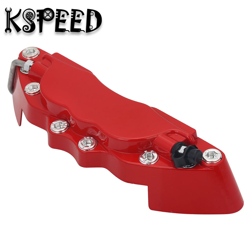 Aluminum Brake caliper dust cover 190mm 240mm 280mm Universal decoration Car Caliper Cover Without Logo for
