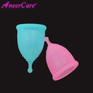 Image 2 - Copa menstrual para el período menstrual, copa menstrual para higiene, 200 Uds.