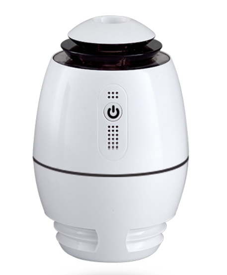 Mini Portable Aroma Essential Oil Diffuser ABS+PP Ultrasonic USD Air Humidifier 200ML Capacity Pure Water Mute Car Humidifier hot sale humidifier aromatherapy essential oil 100 240v 100ml water capacity 20 30 square meters ultrasonic 12w 13 13 9 5cm