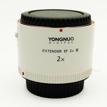 YONGNUO YN-2.0X Телеконвертер Автофокус Крепление Объектива для Canon EOS EF III