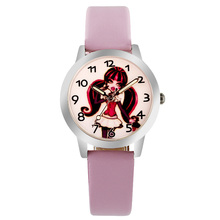 Animated cartoon 3D design of the analog clock clock for children's watches / sub-quartz watches
