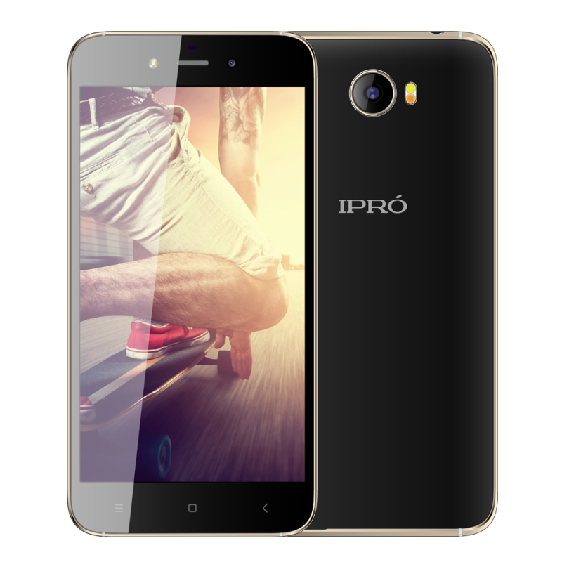 IPRO Speed X 4G LTE Smartphone Android 5.1 5.0 inch Unlocked Mobile Phone Quad Core MTK6735P Celular 1GB 16GB ROM FDD <font><b>Cellphone</b></font>