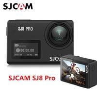 In Stock SJCAM SJ8 Pro 4K 60fps Sports Camera Waterproof Anti Shake Dual Touch Screen WiFi Remote Control Action Camera Sport DV