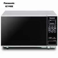 NN GF361M Multifunctional Electric Flat Plate Microwave Oven 23 Liters Microwave Ovens Speedcook With Quartz Halogen Bulb