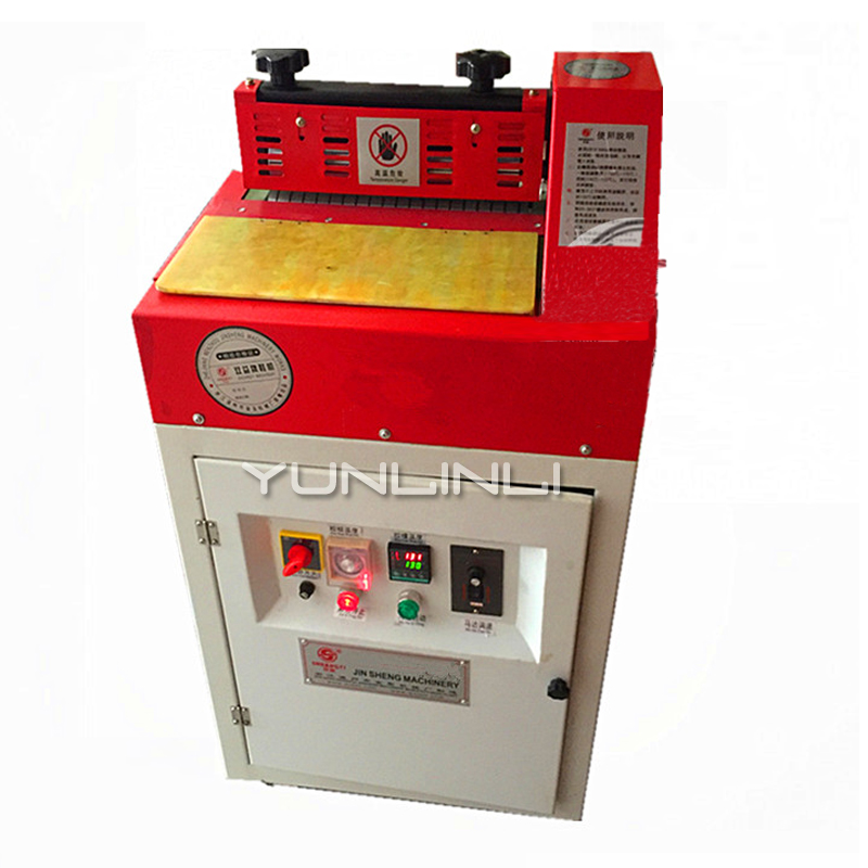 3000w Hot Melt Gluing Machine For Paper/Midsole/Leather/Plastic/Slice/Hot Melt Glue Binding Machine Glue Book Binder Machine leyden luxury gold finish blue crystal double cup tumbler holder brass wall mounted toothbrush tumbler holder bathroom accessory