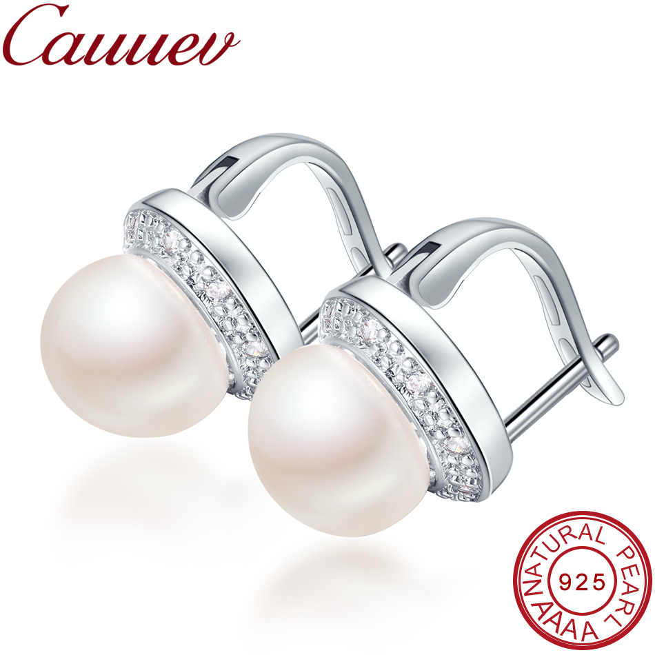 AAAA Top Quality 100% Natural Freshwater Pearl Stud