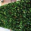 Artificial Boxwood Mats 12pcs 50x50cm Synthetic Boxwood Fence Decorative Artificial Plants Hedges Garden Ornaments G0602A002B
