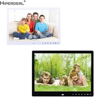 HIPERDEAL Smart House 12 Inch Front Touch Screen Button High Definition Screen Digital Photo Frame