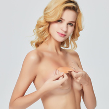 Reusable Silicone Nipple Cover Pasties Stickers Adhesive Breast Lift Up Tape Push Up Invisible Bra Rabbit Cache Teton 2pcs/Pair