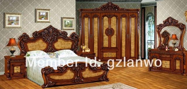 antique bedroom furniture set , bedroom furniture ,classic bedroom ...