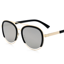 2017 JN Sunglasses Women UV400 Brand Designer Luxury Anti-Reflective New Pilot Design Female Oculos De Sol Feminino 3659